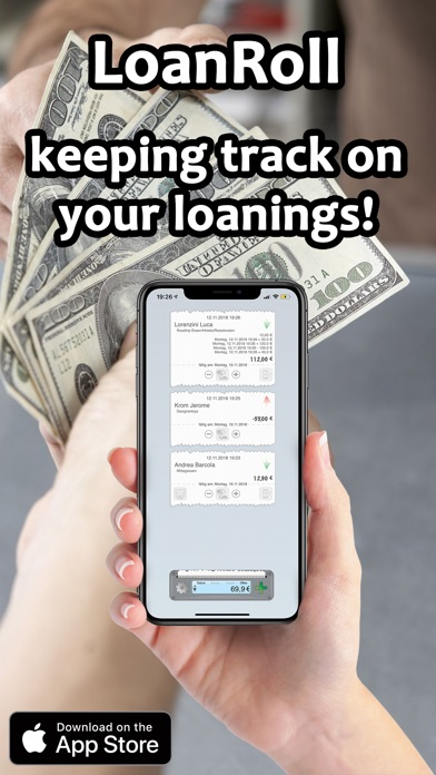 LoanRoll Screenshots