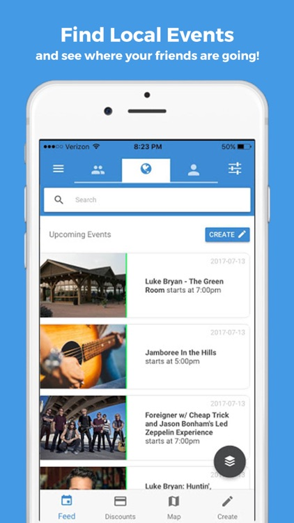 Flee - Find Local Events
