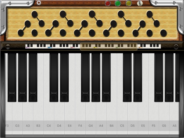 Harmonium Plus HD on the App Store