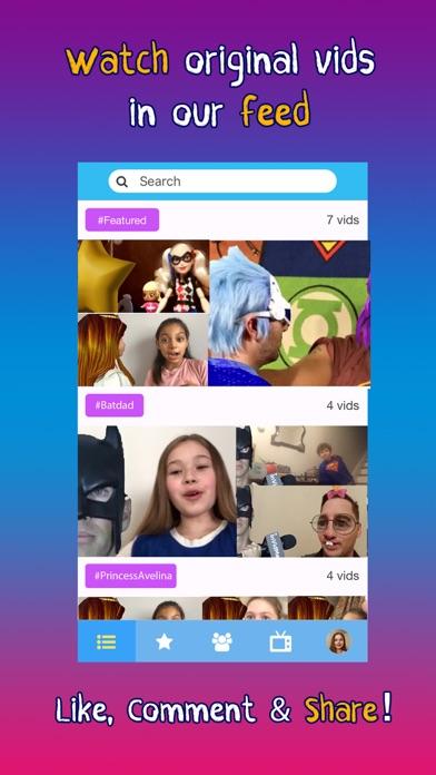 InVidMe K screenshot one