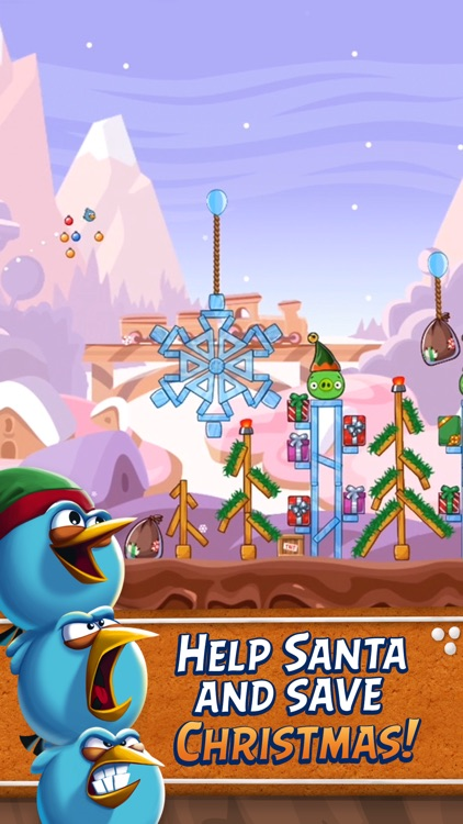 Angry Birds Friends screenshot-3