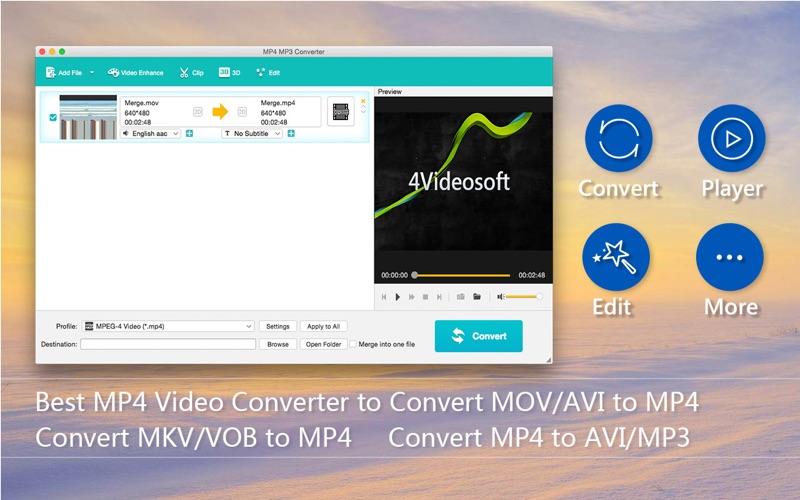 High quality video converter