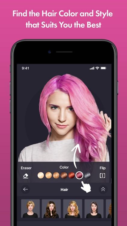 PixMagic - Face & Body Editor screenshot-3