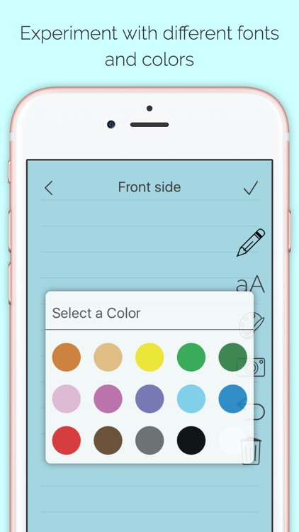 FlipStudy Index Cards screenshot-4