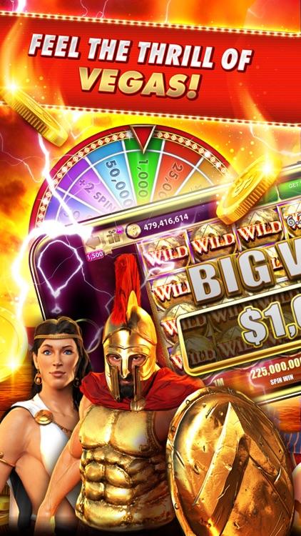 Slots Craze: 777 Slot Games screenshot-0