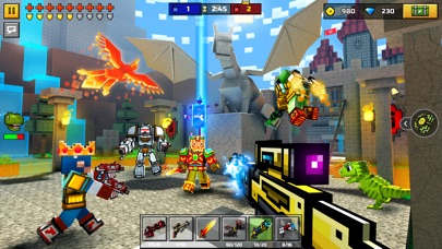 download Pixel Gun 3D: Battle Royale