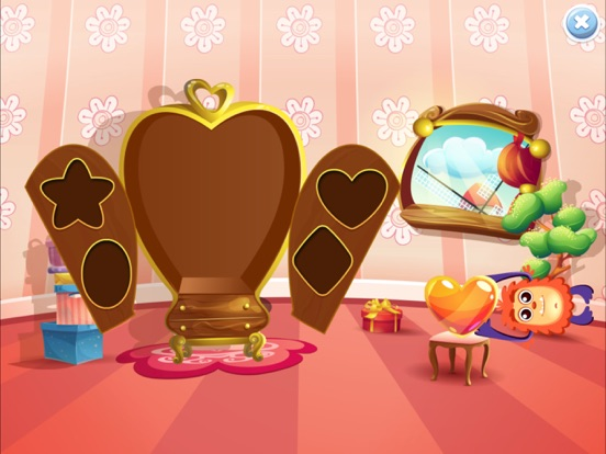 Детские игры малышей и детей для iPad