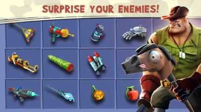 Screenshots of Blitz Brigade for iPhone