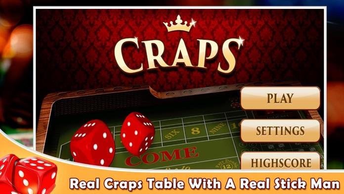 Craps - Casino Style! Screenshot