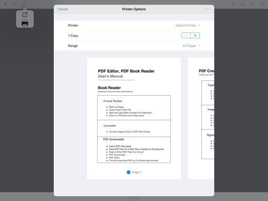 Pdf Book Reader App