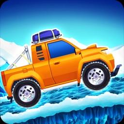 Arctic roads Car Racing Game