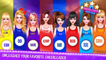 IPL Cheerleader Beauty Salon screenshot one
