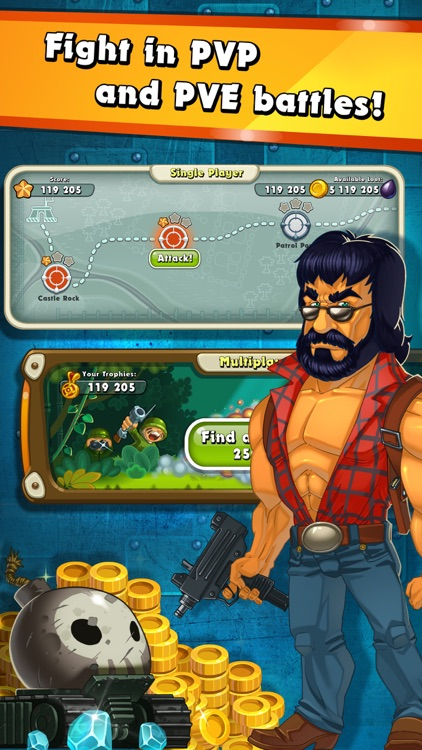 Jungle Heat screenshot-3