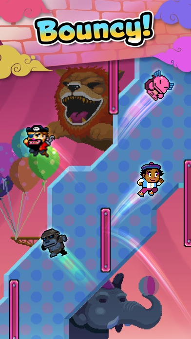 Wall Kickers screenshot 6