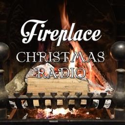 Fireplace Christmas Radio