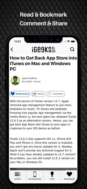 iGeeksBlog on the App Store