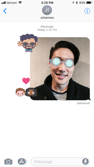 A Wrinkle in Time Stickers screenshot 1