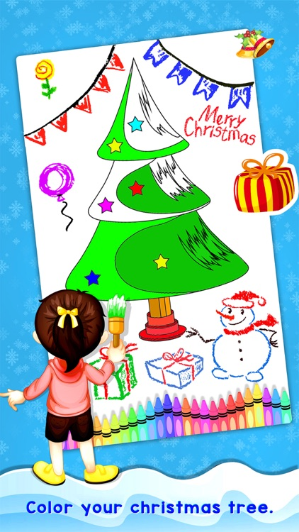Christmas Tree Games