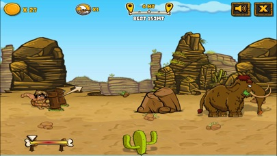 Caveman Hunt screenshot 2