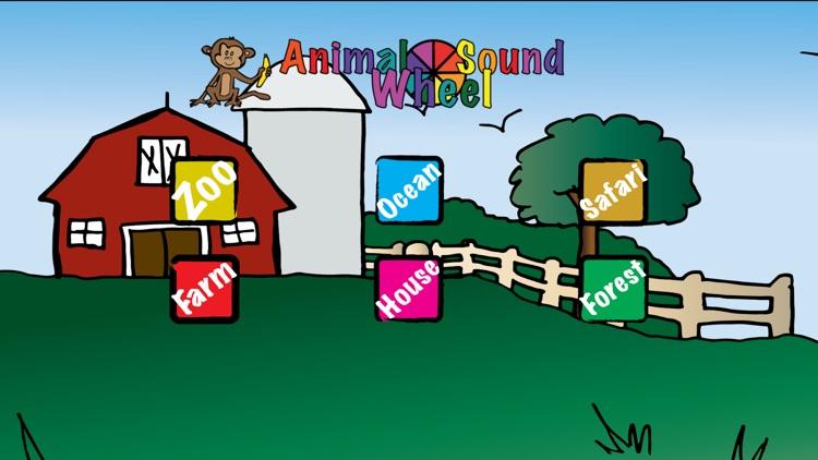 Animal Sound Wheel