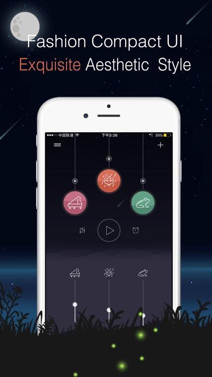 Sleep sounds - Relax Melodies & Sleep Master! screenshot-3