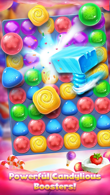 Candy Charming-Match 3 Puzzle screenshot-1