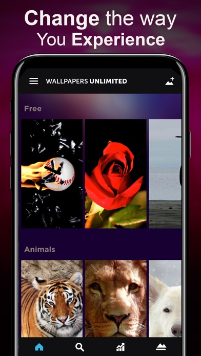 Live Wallpapers Unlimited screenshot three
