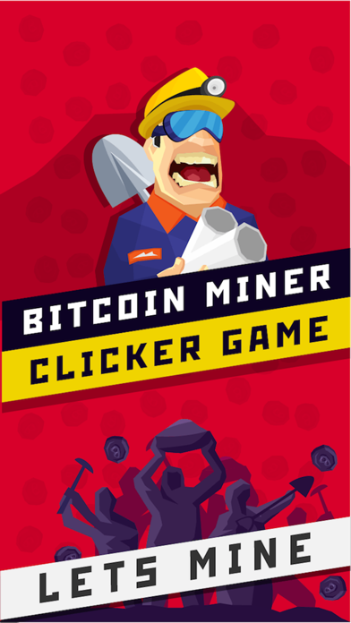 Bitcoin Miner: Clicker Game-0