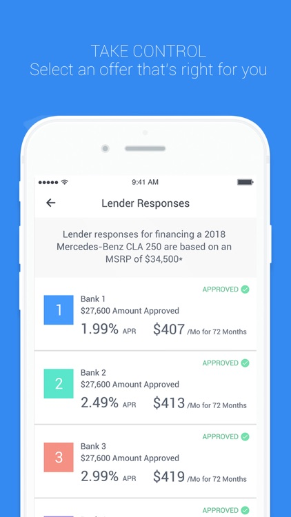 AutoGravity - Car Loan & Lease screenshot-4