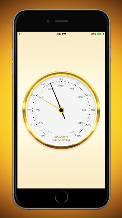 気圧計のおすすめ画像2