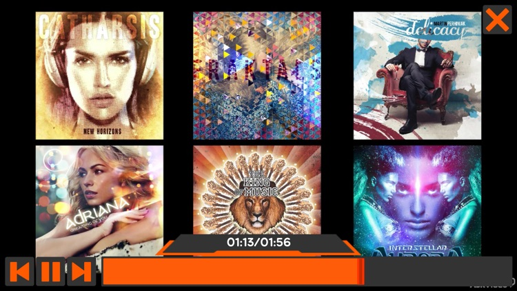 Designing Album Covers screenshot-3