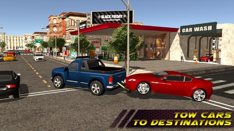 Gas Station Car Service
