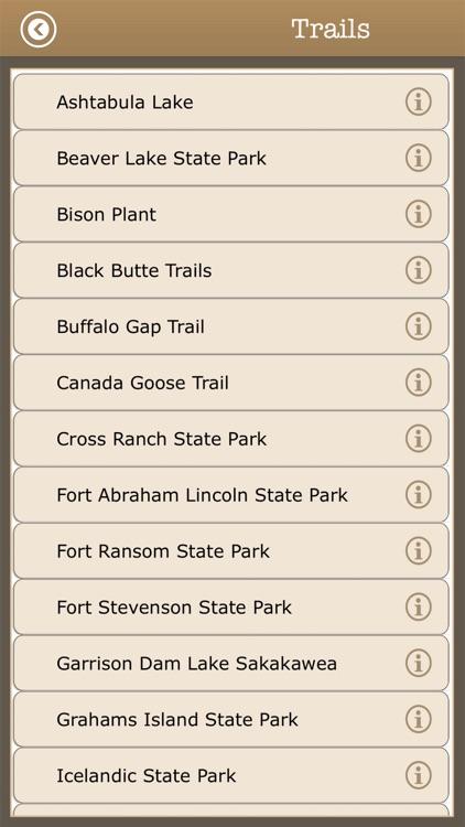 North Dakota - Camping Guide screenshot-3