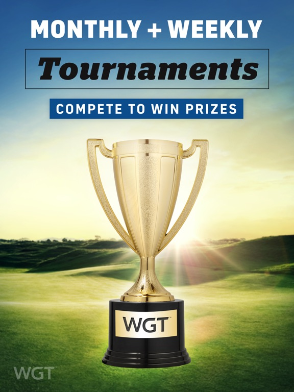 WGT Golf Game by Topgolf Screenshots