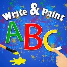 ABC Write and Paint