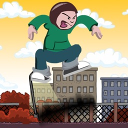 Skater Boy 2 - End-less Hipster Sub-way explorer!