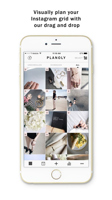 Download Planoly: Planner for Instagram for Pc