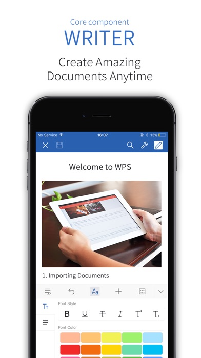 WPS Office IPA Cracked for iOS Free Download