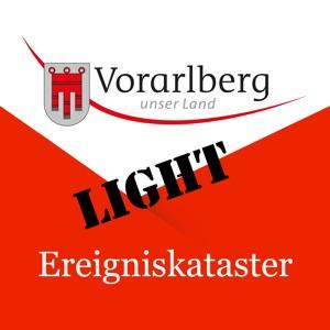 Ereigniskataster VBG Light