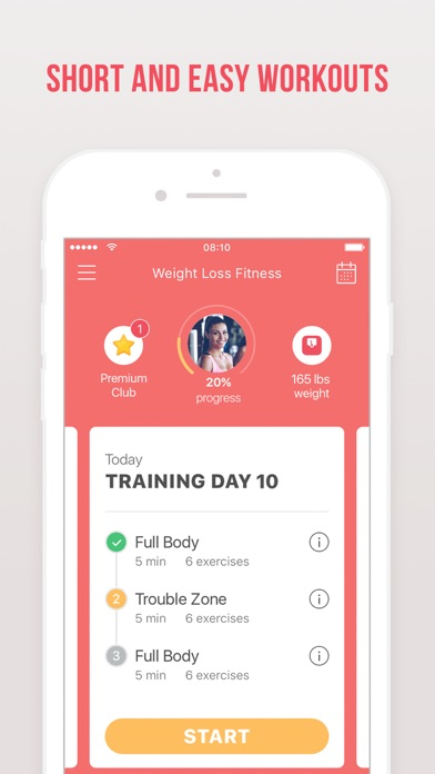 Download Weight Loss Fitness by Verv for Pc