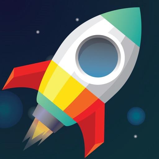 Rocket Space Ship Frontier