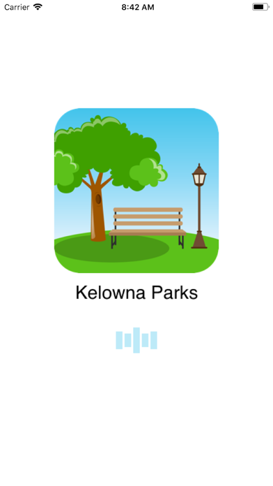 Kelowna Parks screenshot one