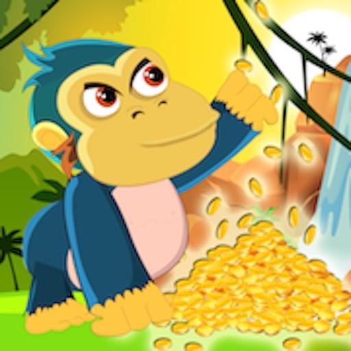 Chines Jungle Gorilla Jumping