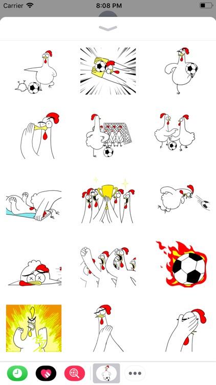 Chicken Bro Football