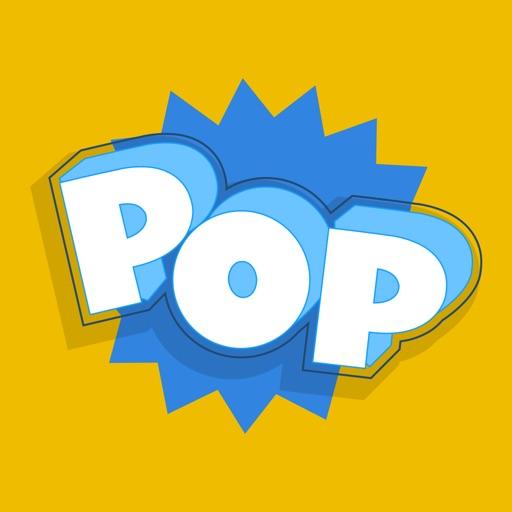 Poptropica Stickers
