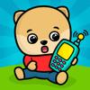 Teléfono de bebés 2-4 años