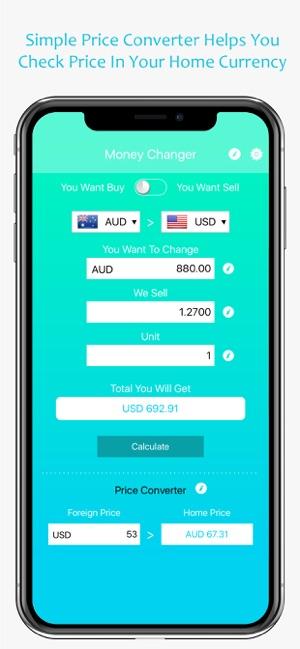 Money Changer Calculator 4