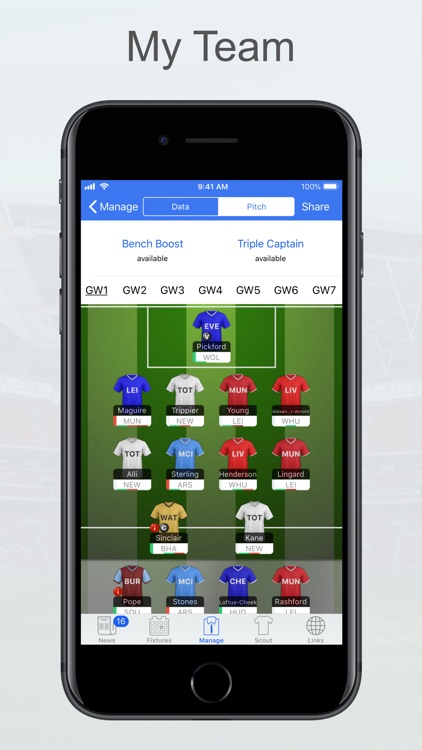 Fantasy Football Manager, Lite screenshot-2