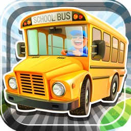 Park the School Bus Craze for Kids  - A Driving Skills Test Mania