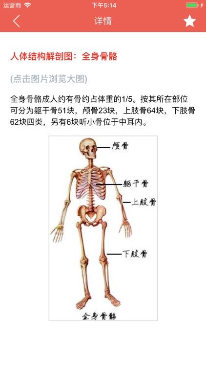 人体解剖图 - 全彩高清医学专业典籍 screenshot-4